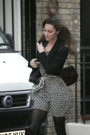 Jaka będzie ślubna suknia Kate Middleton?