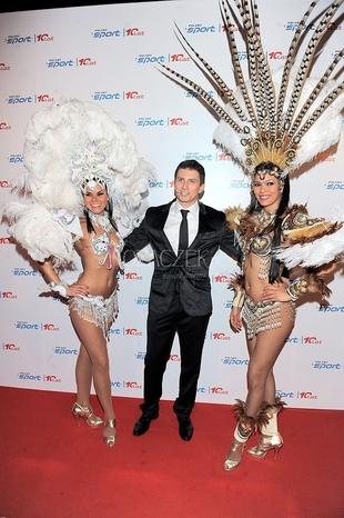 Seksowne dziennikarki na urodzinach Polsat Sport (FOTO)