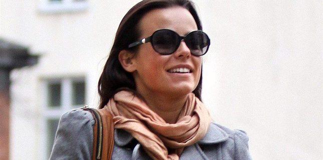 Anna Mucha w okularach od Chanel (FOTO)