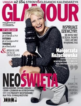 Małgorzata Kożuchowska: Mam dużo niespełnionych marzeń...