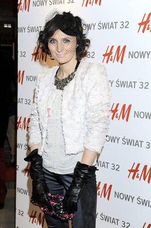 Reni Jusis - królowa polskich salonów wraca... (FOTO)