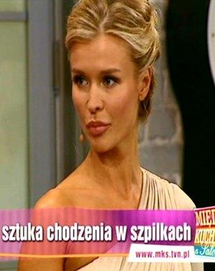 Joanna Krupa: Gdy miałam 13 lat, chodziłam w szpilkach mamy