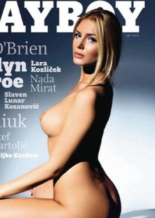 Martina Rajic w chorwackim Playboyu (FOTO)