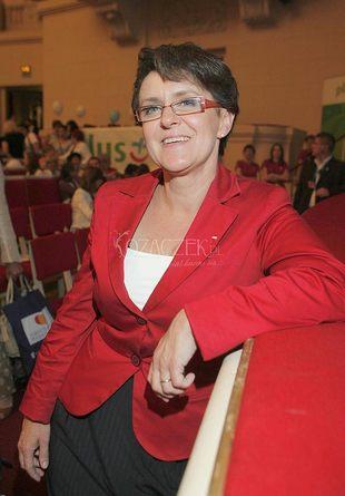 Joanna Kluzik-Rostkowska - żelazna dama polityki?