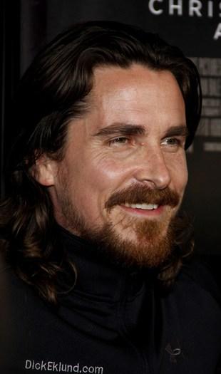 Christian Bale z uroczą żoną Sibi (FOTO)