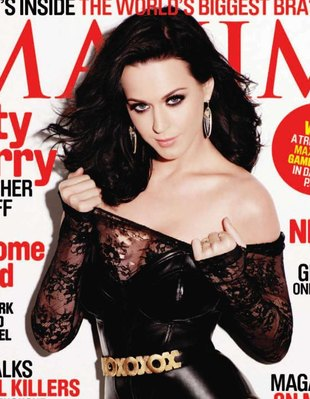 Dziewczyna dnia - Katy Perry w Maximie (FOTO)