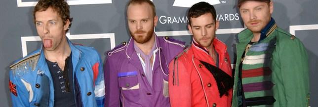 Grupa Coldplay wystąpi w Polsce