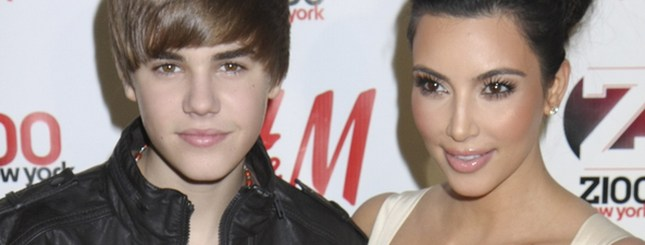 Justin Bieber i Kim Kardashian na Jingle Ball (FOTO)