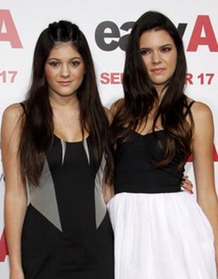 Kylie i Kendall Jenner już nie muszą chodzić do szkoły