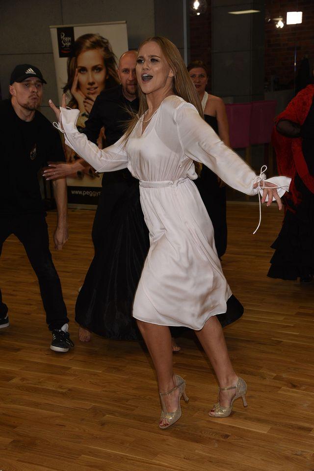 WIEMY z kim zatańczy Agnieszka Kaczorowska w TzG. Wcale nie będzie to Popek