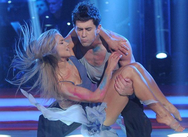 Agnieszka Kaczorowska mówi, że nie tańczy dla pieniędzy