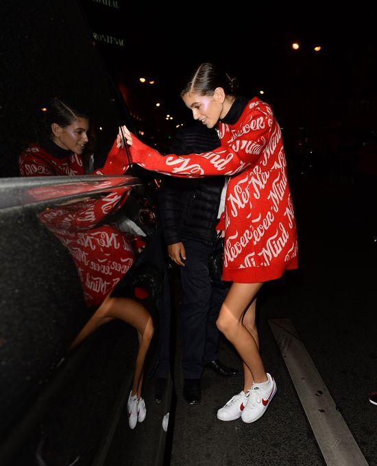 Największym zagrożeniem w jej życiu jest Kendall Jenner?