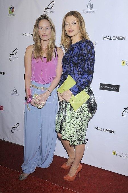 Celebrytki na charytatywnym pokazie mody (FOTO)