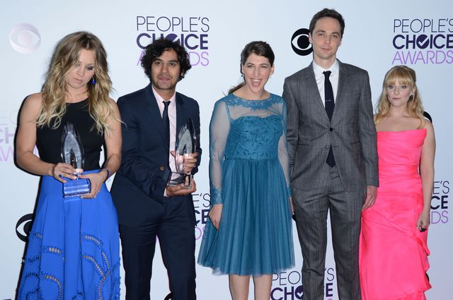 Co się działo na People's Choice Awards? (FOTO)