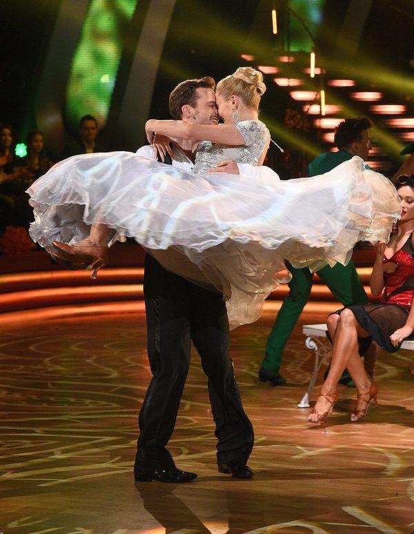 W Tańcu z gwiazdami czuć ROMANS, tancerz odchodzi z show
