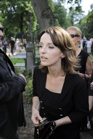 Kamila Łapicka nie otrzyma mieszkania po mężu