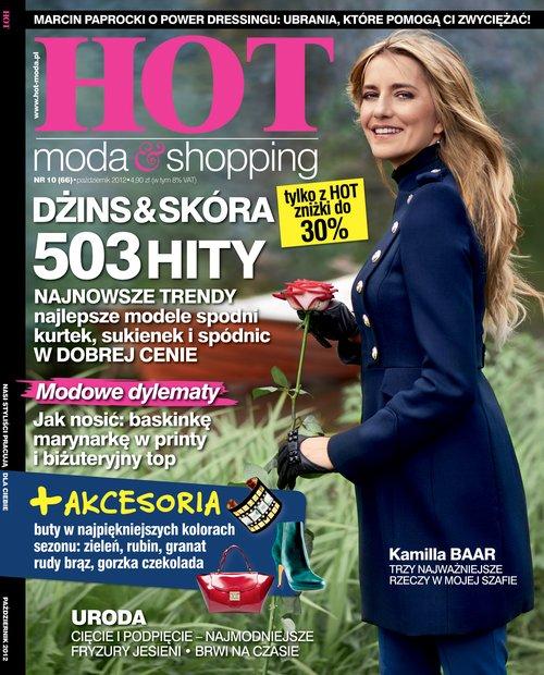 Kamilla Baar: Nie mam problemu z utrzymaniem wagi (FOTO)