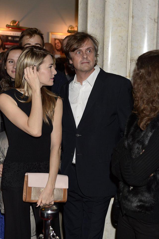 Kamilla Baar na premierze Obcego ciała z mężczyzną (FOTO)