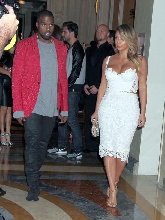 Kanye West o Kim: Musi trafić na okładkę Vogue!