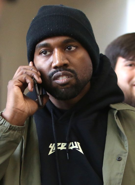 Kanye West to rasista?