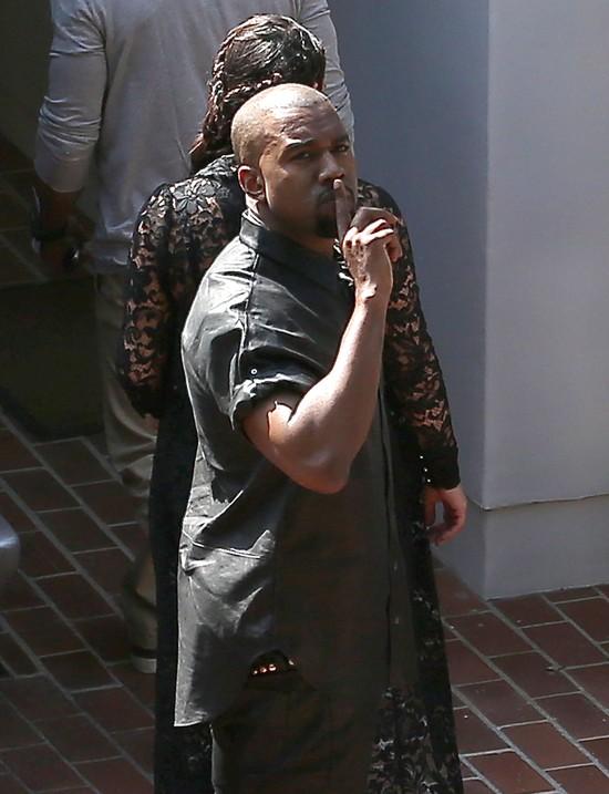 Kim i Kanye uprawiali seks tylko KILKA RAZY?!