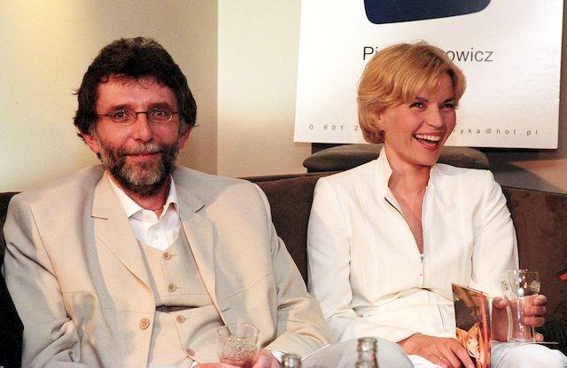 Nie żyje były mąż Małgorzaty Foremniak, Waldemar Dziki!