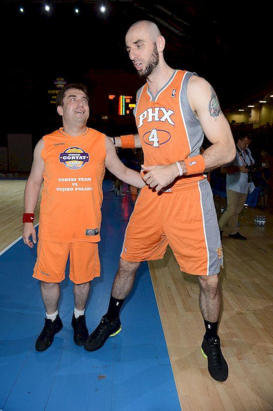 Marcin Gortat idzie w ślady Magdy Gessler? Koszykarz NBA otwiera...