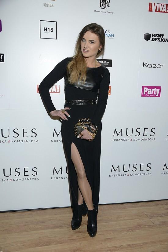 Premierowy pokaz mody Nataszy Urbańskiej (FOTO)