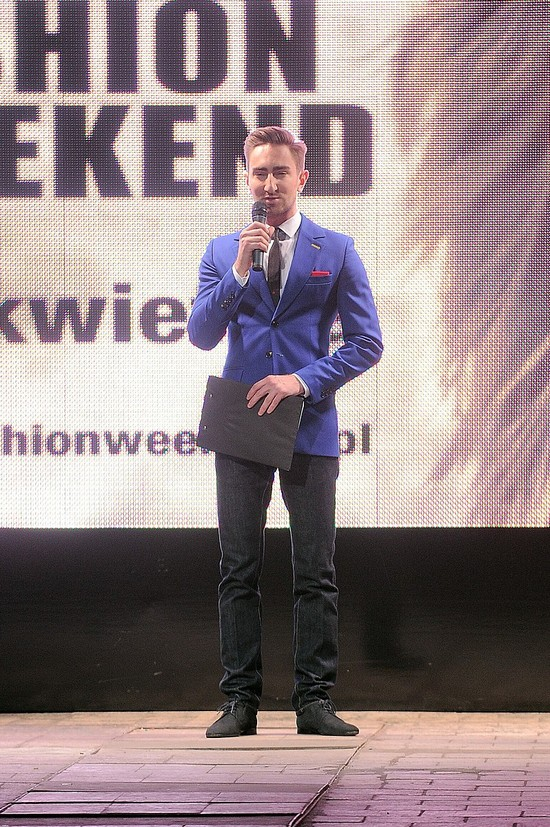 Celebryci na Warsaw Fashion Weekend 2013 (FOTO)