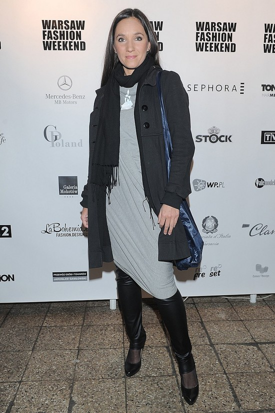 Celebryci na Warsaw Fashion Weekend 2013 (FOTO)