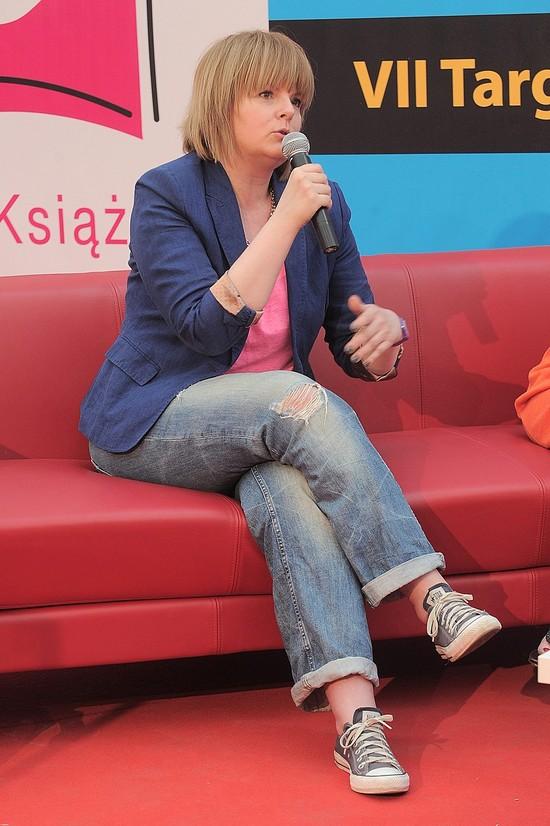 Korwin-Piotrowska ostro o blogerkach