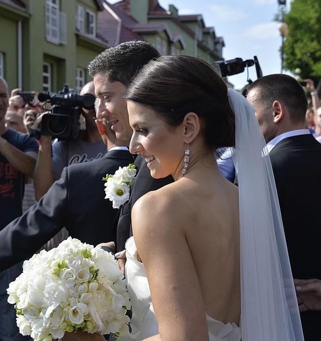 Mamy zdjęcia ze ślubu Roberta Lewandowskiego (FOTO)