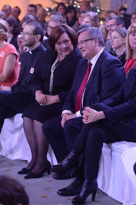 Wellman krytykuje Komorowsk� i Tuskow�