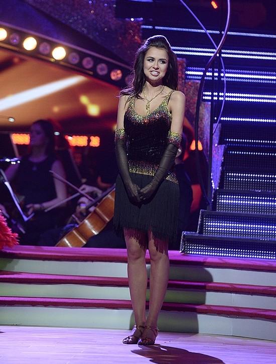 Natalia Siwiec kusi na parkiecie (FOTO)