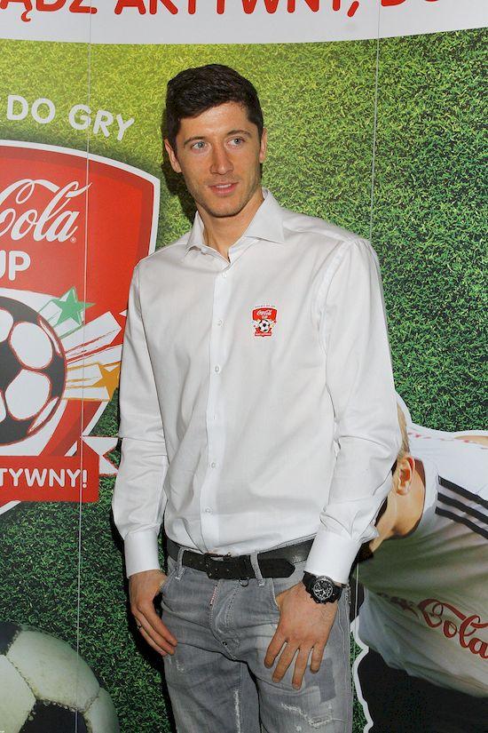 Bayern Monachium powitał córkę Roberta Lewandowskiego
