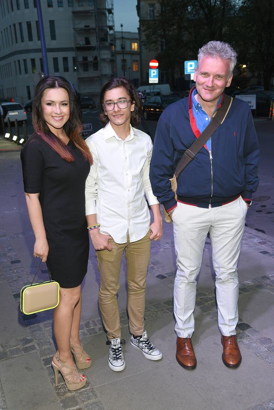 Beata Tadla pokazuje wyjątkowe zdjęcia z synem. Fani: Ale on wyrósł!