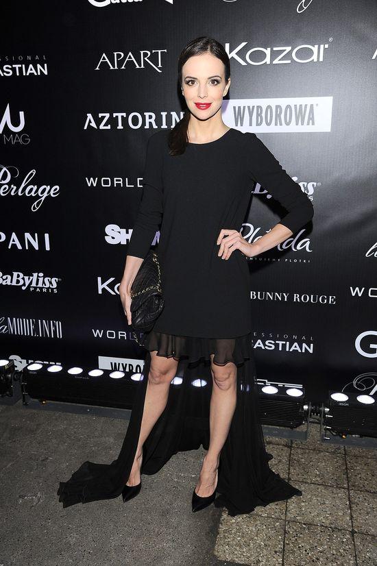 Anna Wendzikowska zagrała u boku Jima Carreya