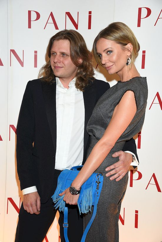 Agnieszka Szulim i Piotr Starak pokazali pi�kne obr�czki! (FOTO)