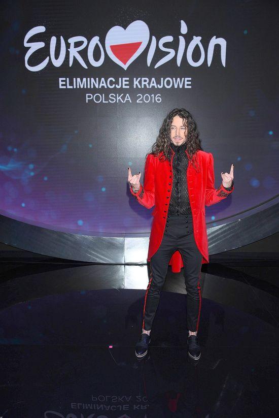 Eurowizja 2016: Michał Szpak triumfuje?
