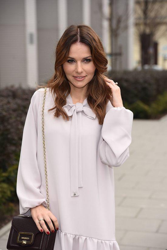 Paulina Sykut w ślicznej sukience na pokazie Thecadess