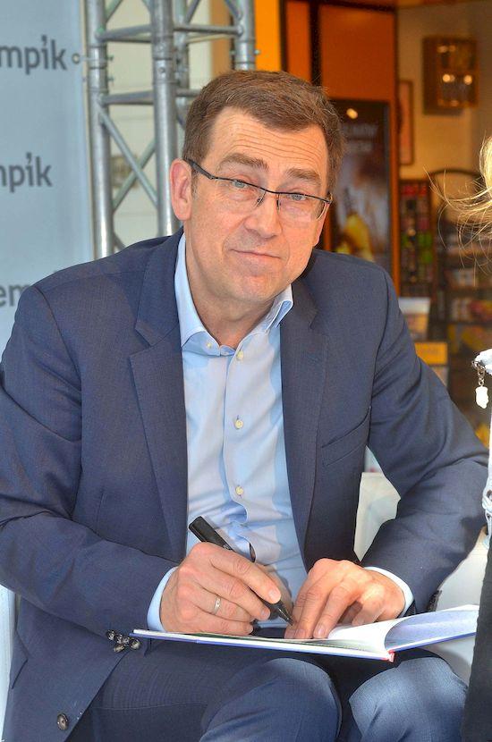 Maciej Orłoś odchodzi z TVP! Kto będzie prowadził Teleexpress?
