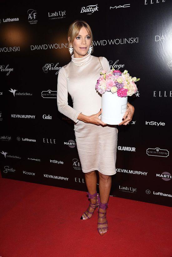 Wow! Maja Bohosiewicz zachwyci�a swoj� sylwetk�... miesi�c po porodzie! (FOTO)