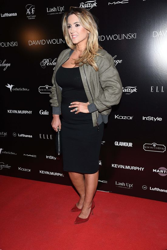 Karolina Szostak niknie w oczach! Prezenterka jest niedopoznania! (FOTO)