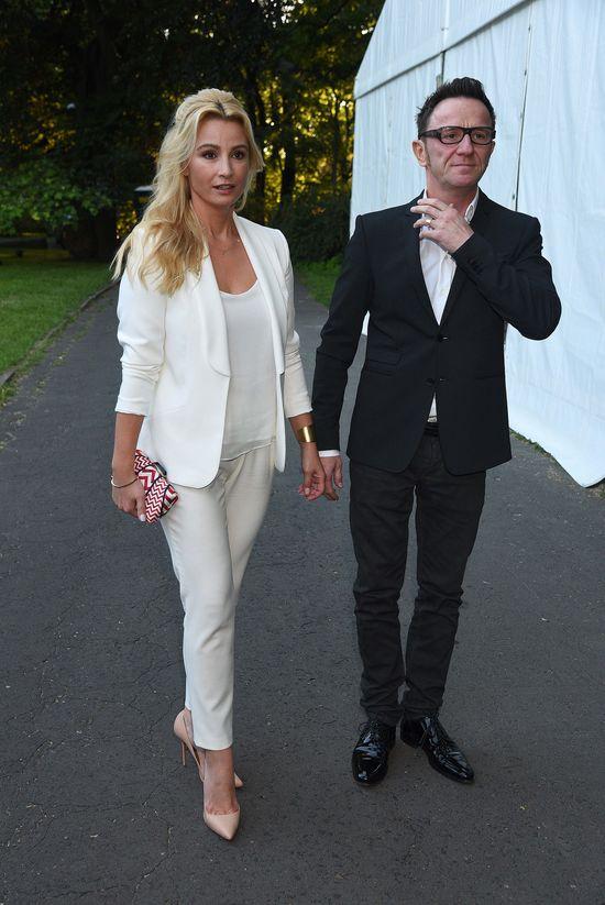 Czy Joanna Brodzik dobrze wygląda... w bieli? Teraz już wszystko jasne