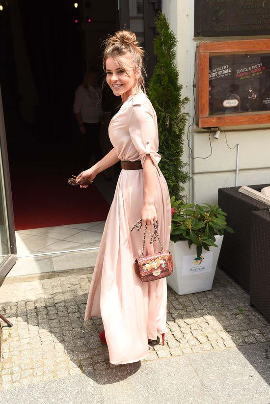 Edyta Herbuś, czy Natalia Przybysz? Która z gwiazd wyglądała lepiej?