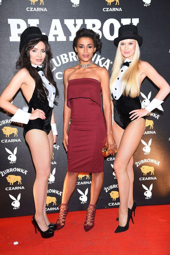 Aleksandra Szwed oczarowała swoim stylem na Gali Playboya (FOTO)