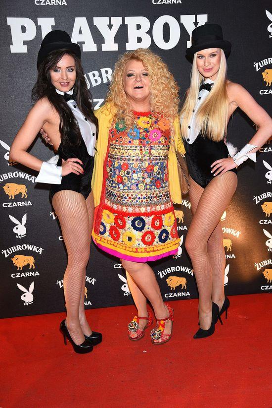 Magda Gessler w ślicznej sukience pokazuje, jak dużo schudła! (FOTO)