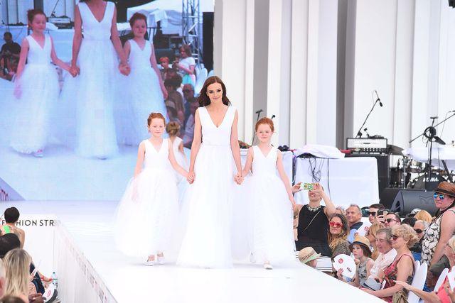 Anna Wendzikowska na Warsaw Fashion Street 2016: Biorę ślub!