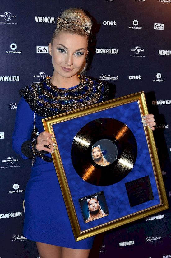 Wszystkie kobiety Donata na premierze płyty Cleo! Tumala, Ciupa, Luxuria i...