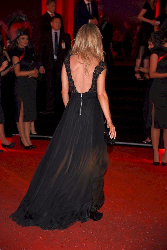 Joanna Krupa wzorowa�a si� Angelin� Jolie na Balu Fundacji TVN?